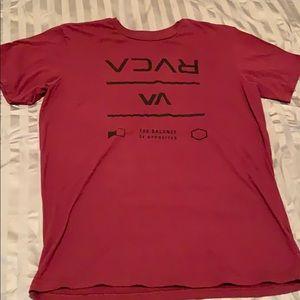 RVCA men's tee. Sized XL